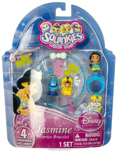 Jasmine Squinkies Princess Surprise Bracelet product image