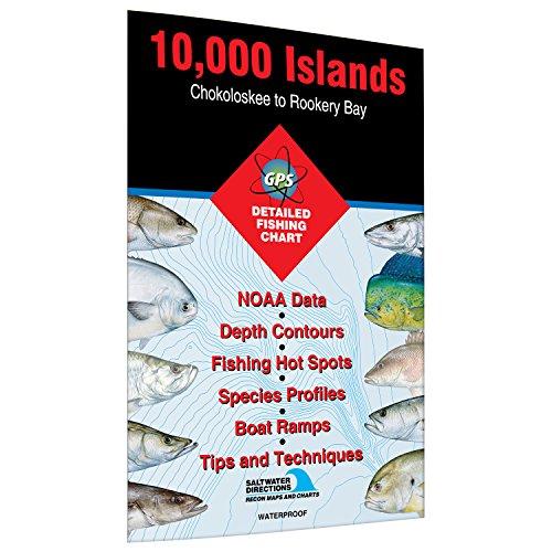 10000-Islands-Chokoloskee-to-Rookery-Bay-Fishing-Map
