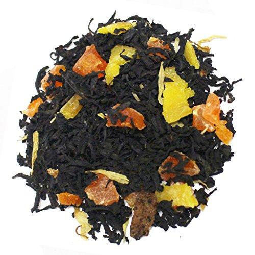 Hawaii Honolulu Paper (The Tea Farm - Mixed Guava Papaya - Premium Tropical Hawaiian Loose Leaf Black Tea Blend (2 Ounce Bag))