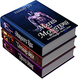 Mates for Monsters: Boxed Set by [Ley, Tamsin]