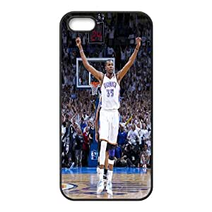 High Quality -ChenDong PHONE CASE- For Apple Iphone 5 5S Cases -Kevin Durant wallpaper-UNIQUE-DESIGH 19