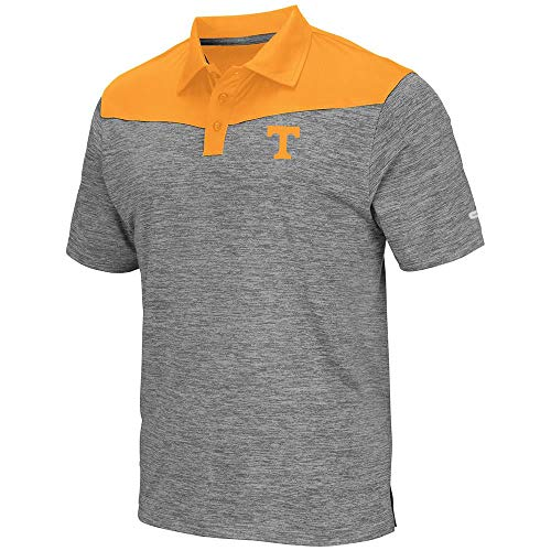 Mens Tennessee Volunteers Polo Shirt - L ()