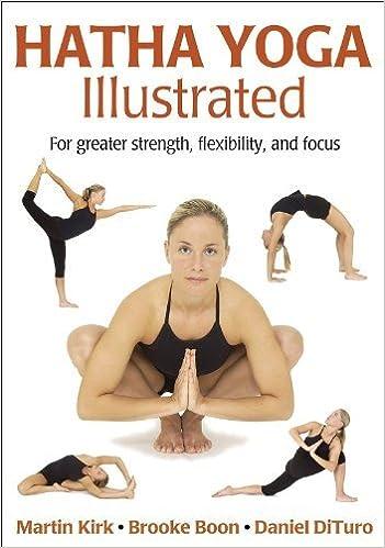 Hatha Yoga Illustrated: Amazon.com: Books