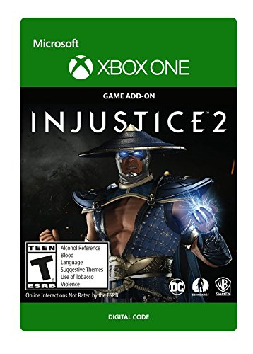 Injustice 2: Raiden - Xbox One [Digital Code]