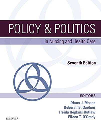 PART - Sherpath 1-Color Print for Issues and Trends in Contemporary Nursing (Mason Version) (Policy and Politics in Nursing and Health)