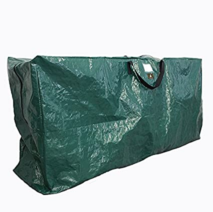 rocco extra large christmas tree bag for national tree holiday green size 30 x 63 - Christmas Tree Bags Amazon