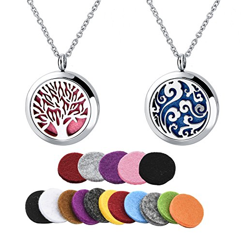 Essential Pendant Necklace Stainless Refill