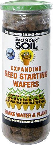 Wonder Soil Shake, Water & Plant Seed Starter