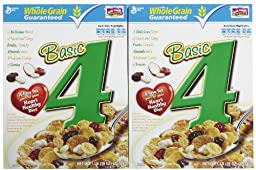 Basic Four Cereal, 16 oz, 2 pk