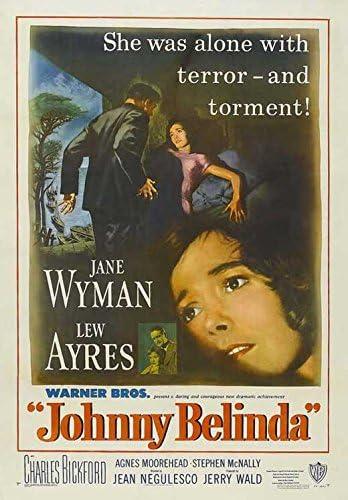 Amazon.com: Johnny Belinda POSTER Movie (27 x 40 Inches - 69cm x 102cm) ( 1948): Posters & Prints