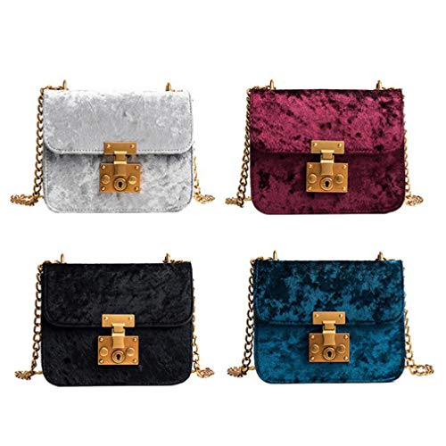 Elegant Shoulder Blue Wine Red Women Bag Bags Women Messenger 7vW4WA6qn