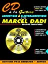 Partition : CD a la guitare acoustique M. Dadi par Dadi