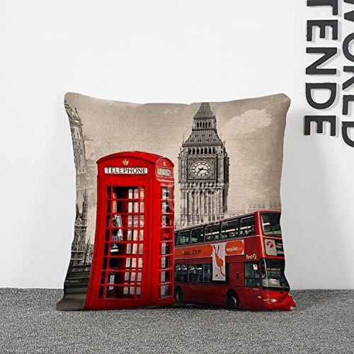 handycase Pillow Case Cushion Covers Blend Cotton Cushion En