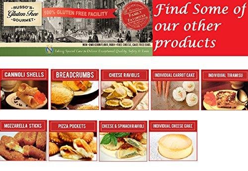 Russo's Gluten Free Bulk Plain Breadcrumbs (15 LB) by Russo's Gluten Free Gourmet (Image #3)