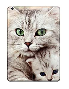 Shock-dirt Proof Cat Case Cover For Ipad Air