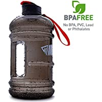 2.2l Litre and 1.3l Big Capacity BPA Free Leakproof...