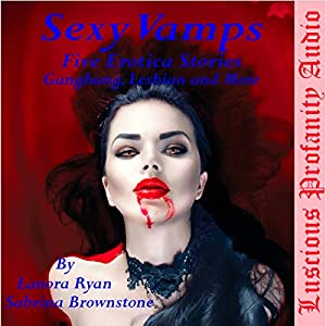 Sexy Vamps Audiobook