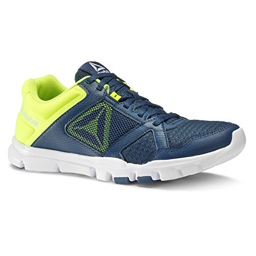 Reebok Yourflex Train 10 mt Herren Laufschuhe blau