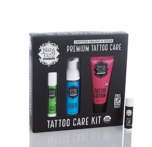 Nat-A-Tat2 Tattoo Care Kit