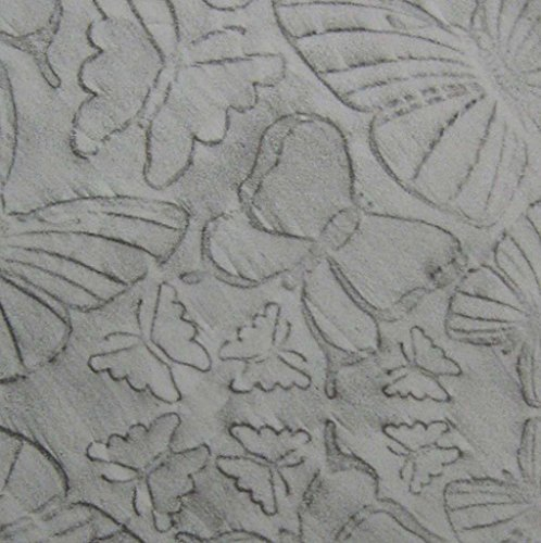 Butterflies Polymer Clay Texture Plates (Full Page)