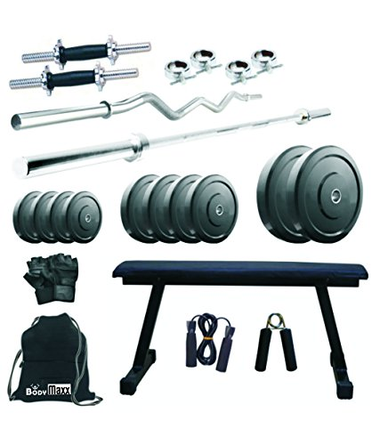 Body Maxx 50 Kg Body Maxx Home Gym Package