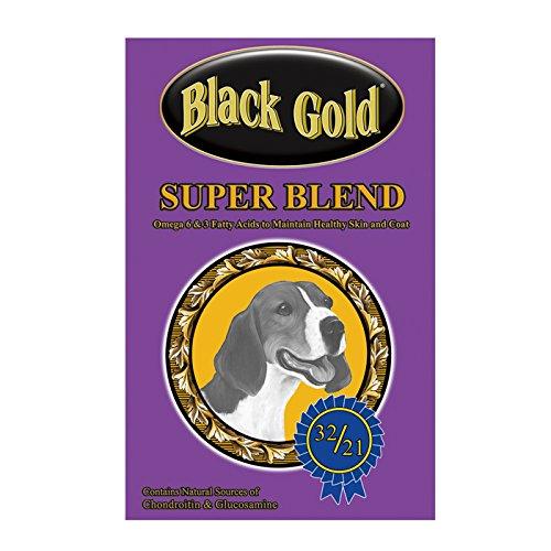 Black Gold 32/21 Super Blend Dry Dog Food, 40-lb bag