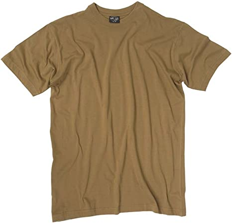 Black 100/% Cotton Army Military Top New All Sizes US Style BDU T-Shirt