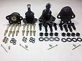 4 Pc Suspension Set for 4WD Models Front Upper