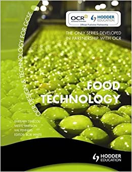 Ocr food technology gcse coursework