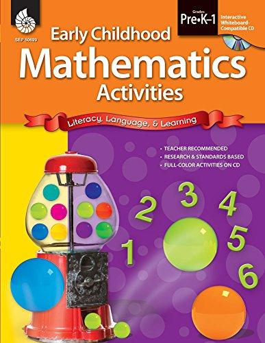 Early Childhood Mathematics Activities (Early Childhood Activities) ()