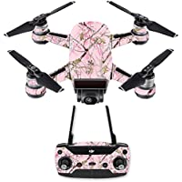 Skin for DJI Spark Mini Drone Combo - Conceal Pink| MightySkins Protective, Durable, and Unique Vinyl Decal wrap cover | Easy To Apply, Remove, and Change Styles | Made in the USA