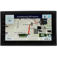 Rockville AN7 2 Din 7 Android Car Receiver MirrorLink/Navigation/Bluetooth/Wifi