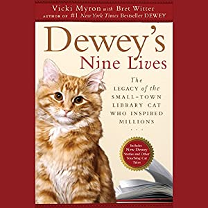 Dewey's Nine Lives Audiobook