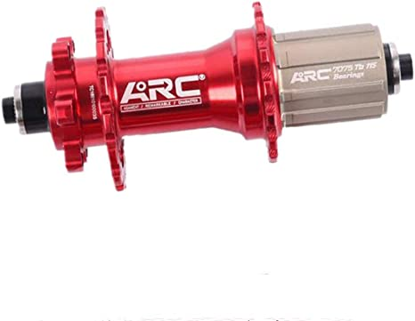 CSCbike ARC FT001 MTB buje Trasero Delantero para Bicicleta de ...