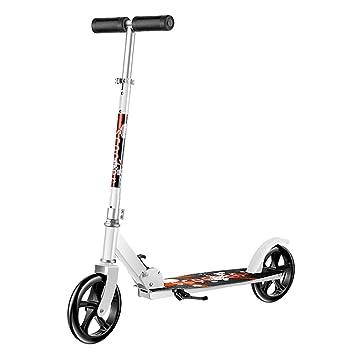 Patinetes de tres ruedas Kick Scooter Portátil para Niños ...
