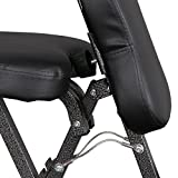 Portable Light Weight Massage Chair Leather Pad