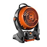 Ridgid R860720B GEN5X 18 Volt Hybrid Cordless  Corded Fan Battery and Charger Not Included