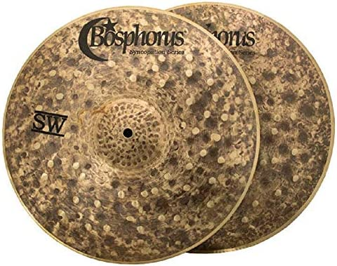 "Bosphorus 14"" Syncopation SW Hi-Hat"