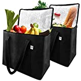 Best Insulated Bags - Insulated Grocery Shopping Bags Reusable X-Large Premium Quality Review