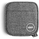 UPPERCASE Organizer 5.0 Small Portable Electronics Accessories Travel Storage Pouch for Laptop MacBook Accessories, Chargers, Tech Gears, Gadgets, Cables, Cords, USB Drives, Earphones, GoPro (5.0)