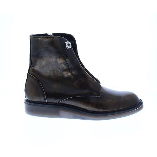 BronxEnno - Botas de Caña Baja con Forro Cálido y Botines Mujer, Color, Talla 42 UE: Amazon.es: Zapatos y complementos