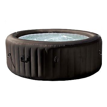 Amazon.com: ZY - Piscina redonda de burbujas para spa ...