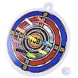 Goshfun Soft Bullet Dart Target Scores Dart Board Sucked Type Toy for Nerf Blaster