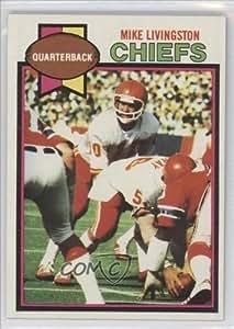 Mike Livingston (Football Card) 1979 Topps #364