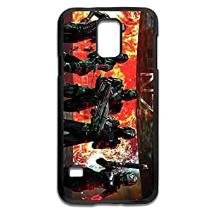 Mass Effect N7 Thin Fit Case Cover For Samsung Galaxy S5 - Fashion Shell