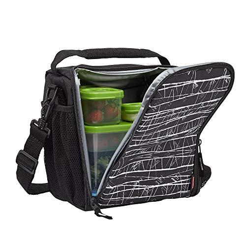 Rubbermaid LunchBlox Lunch Bag Medium, 4 Pack