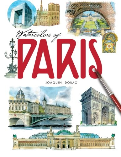 Watercolors of Paris - Paris Watercolor
