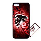 football cases for iphone 4 - 10 kinds Football team, falcons Iphone 4 case, 10 kinds Football team, falcons iphone 4s case, premium plastic case [black]
