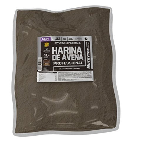 Nutrytec Harina de Avena (Performance Platinum) 1 kg - Chocolate Blanco - Coco