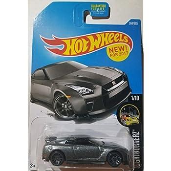 Hot Wheels 2017 Nightburnerz U002717 Nissan GT R (R35) 364/365